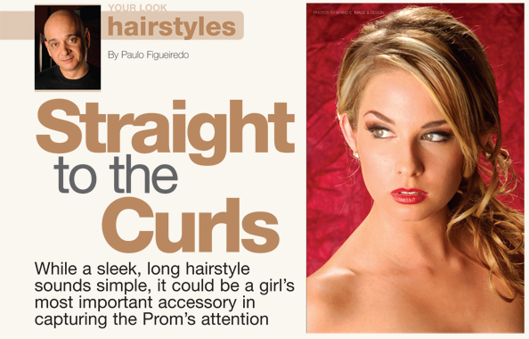 Hairstyles: Straight to the Curls