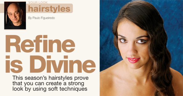 Fall Hairstyles: Refine is Devine
