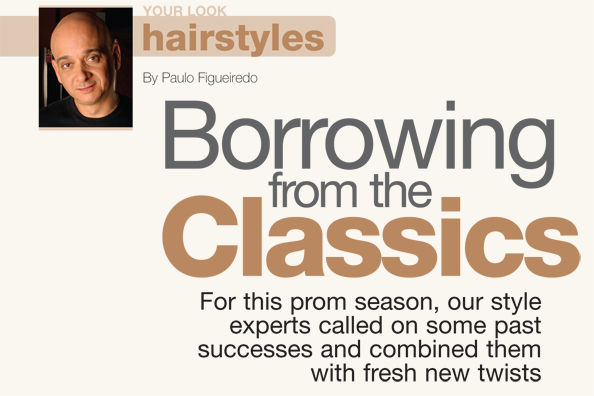 Spring 2011 Hair styles: Bringing back the classics
