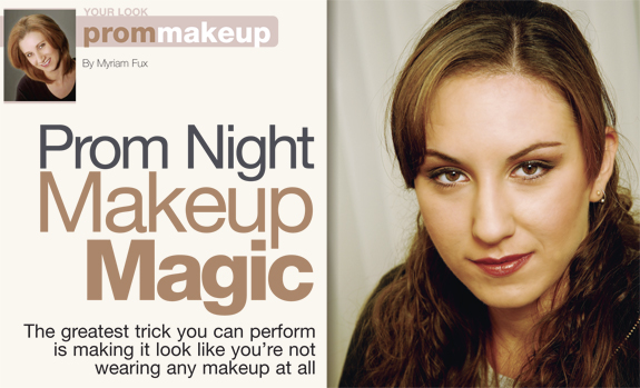 Prom Night Makeup Magic