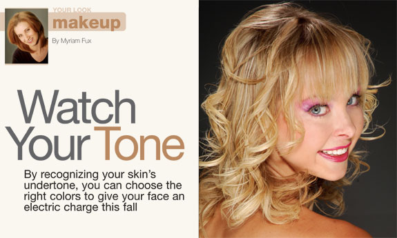 Makeup lead picture: Watch Your Tone