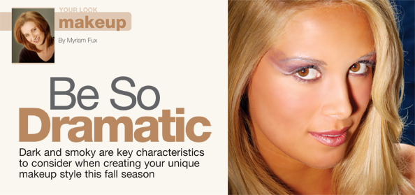 Fall 2010 Makeup: Be So Dramatic