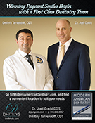 Dr. Joel Gould DDS and Dmitriy Dental