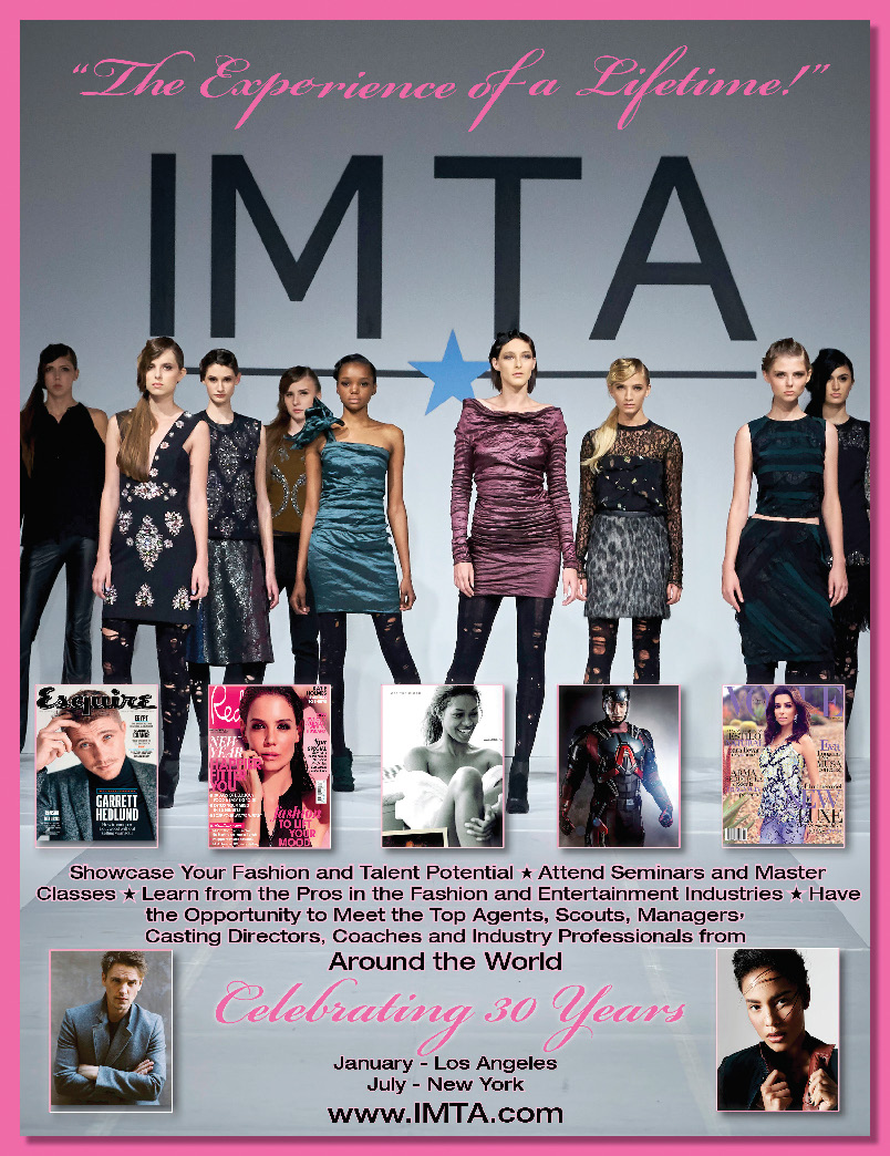 International Modeling & Talent Association