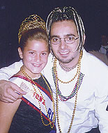 Chris of 'N Sync and Kocelyn