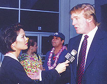 Donald Trump TV Interview