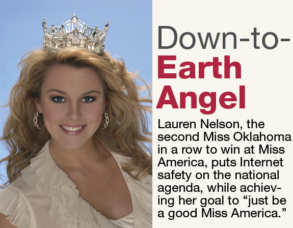 Miss America Interview - Lauren Nelson