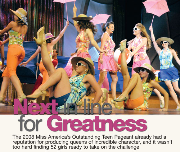 Miss America's Outstanding Teen Pageant 2007