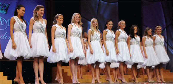 Miss America's Outstanding Teen 2007 - Top 10
