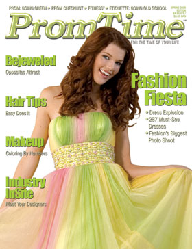 PromTime Spring 2008 issue
