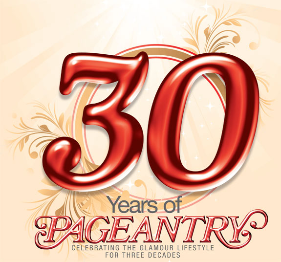Pageantry magazine's 30th Anniversary