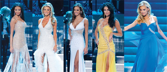 Miss USA Top 5