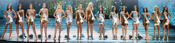 Miss USA 2010 Top 15