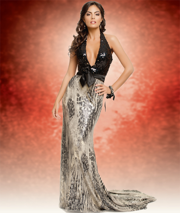 Ximena Navarrete is the new Miss Universe 2011