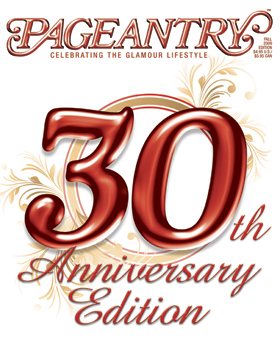 Pageantry's 30th Anniversary cover