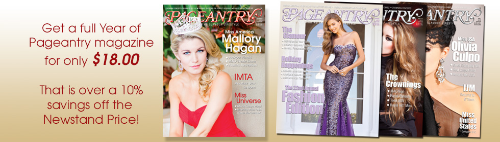 Pageantry Subscription